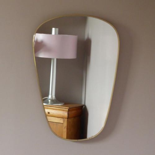 Miroir rétro asymétrique