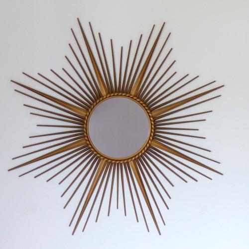 Grand miroir soleil Chaty-Vallauris