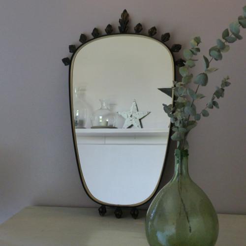 Miroir rétro vintage
