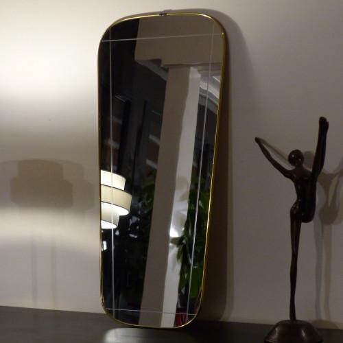 Miroir rétroviseur vintage