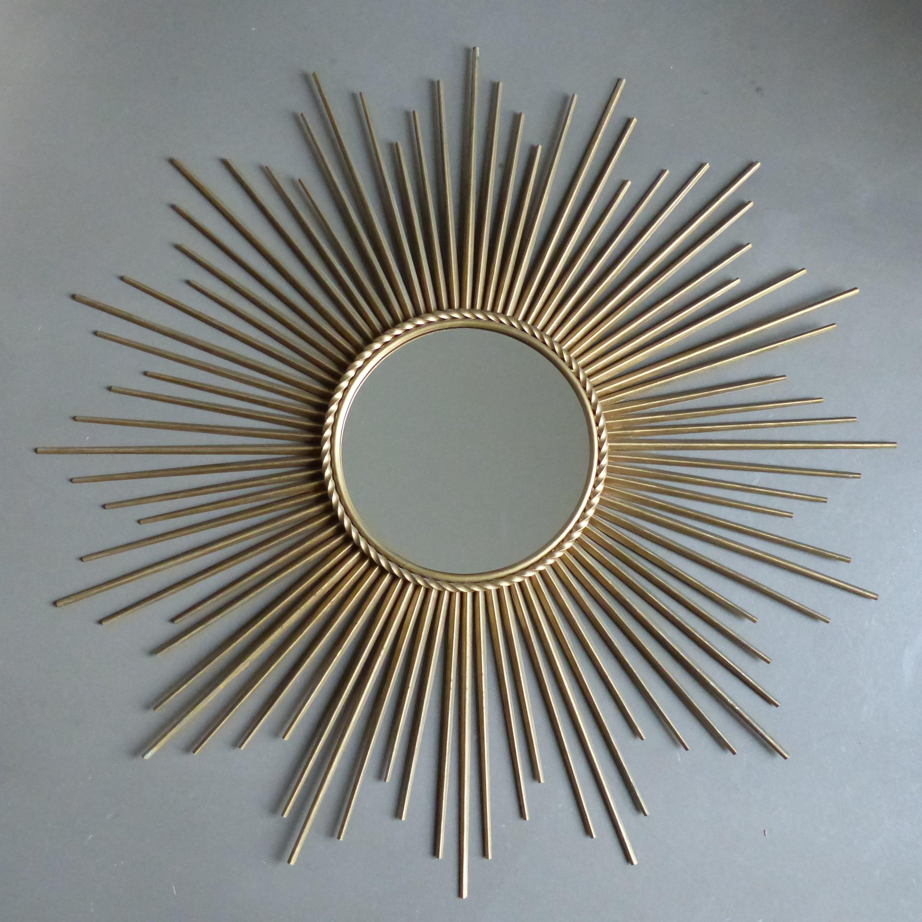 Grand miroir chaty vallauris lignedebrocante brocante en for Chaty vallauris miroir
