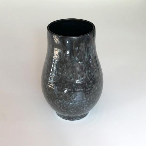 Vase en céramique signé Accolay