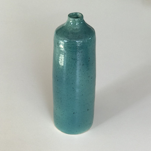 Vase en céramique années 50