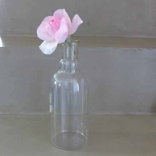 Verrerie de laboratoire - flacon à col  - 500 ml