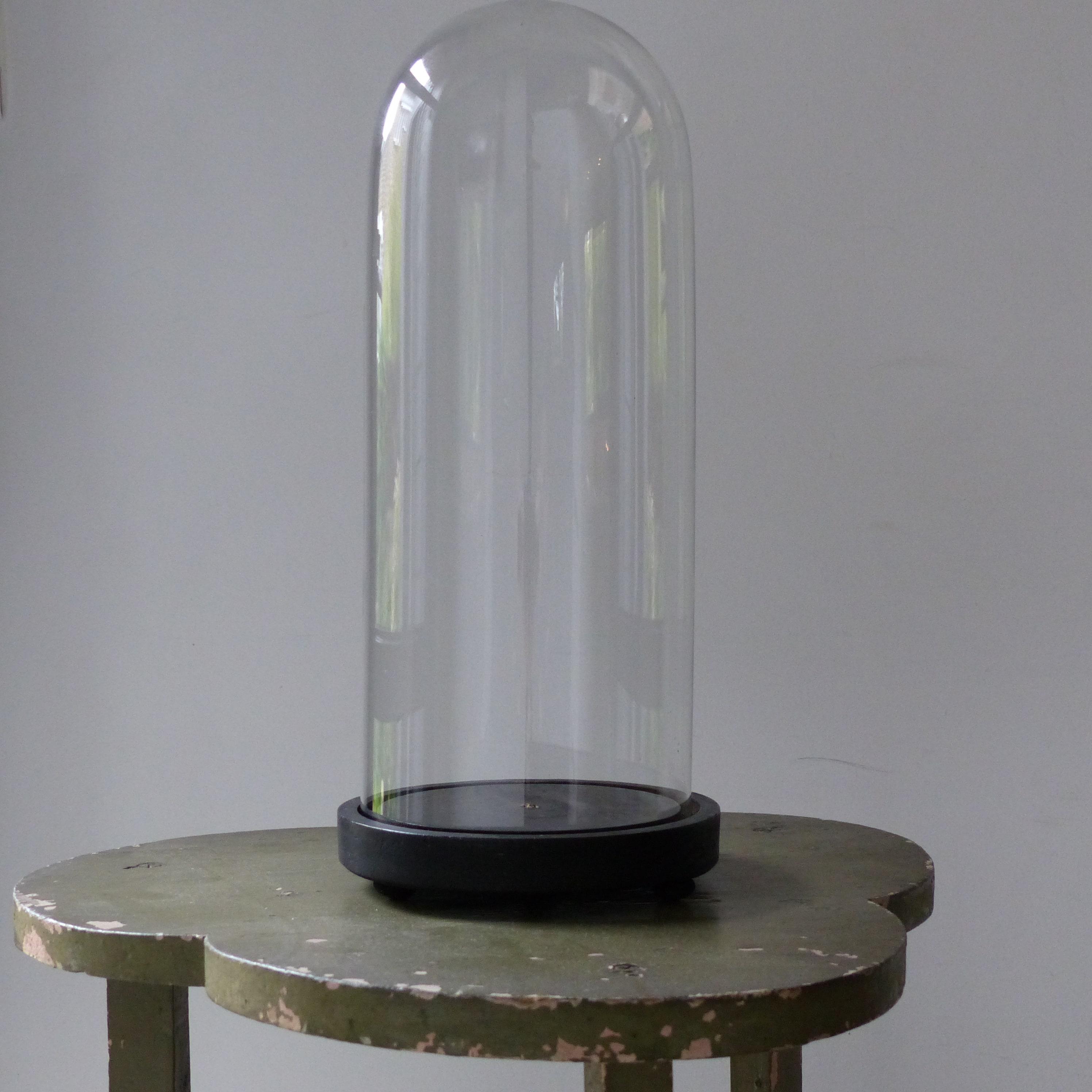 Petit globe de mari e en verre lignedebrocante brocante - Petit meuble en verre ...