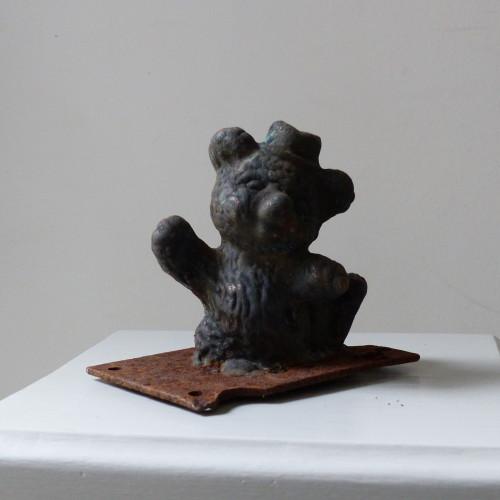 Ancien moule de figurine Pouet Pouet - Hello