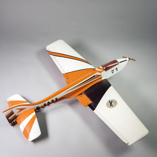Grande maquette d'avion