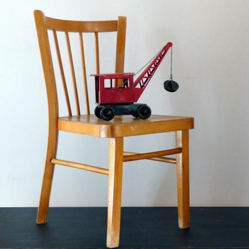 Petite chaise bistrot pour enfant