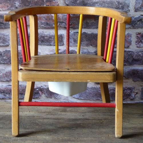 Petite chaise de propreté pour enfant