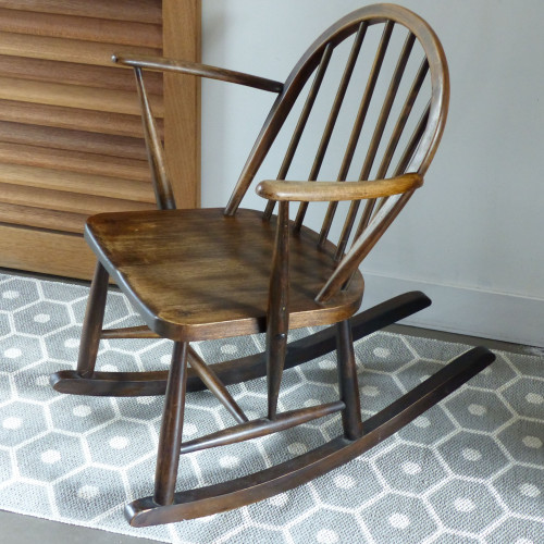 Rocking-chair pour enfant Ercol
