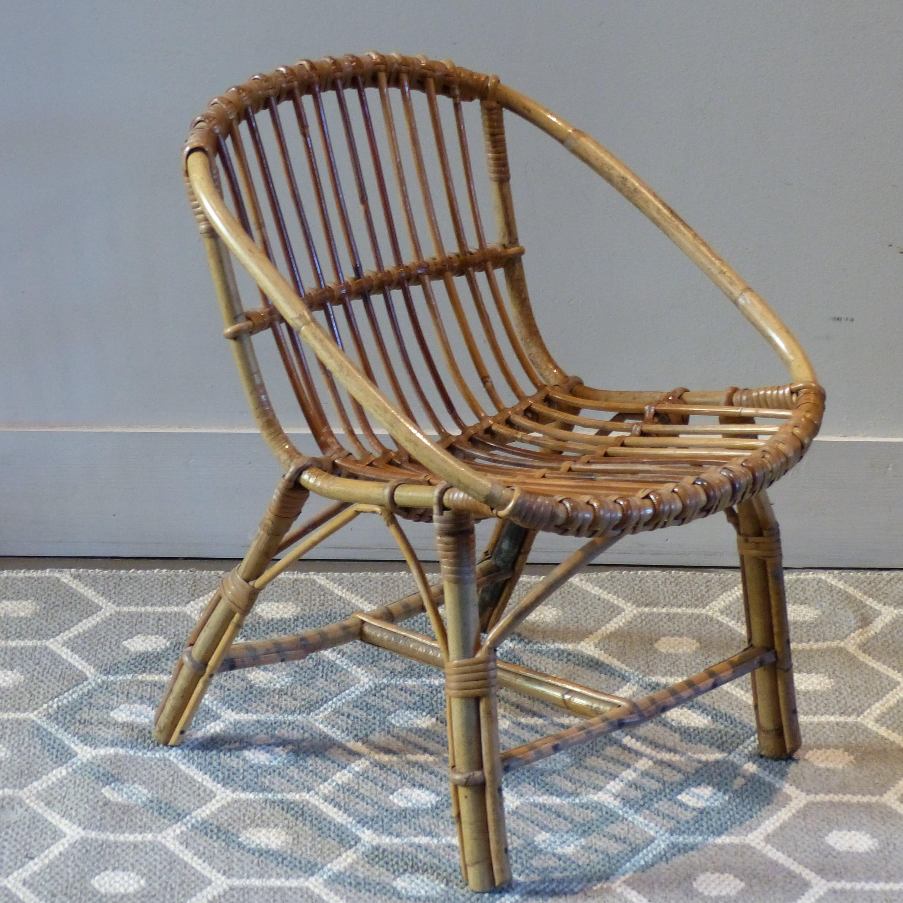 petit fauteuil en rotin pour enfant lignedebrocante brocante en ligne chine pour vous. Black Bedroom Furniture Sets. Home Design Ideas