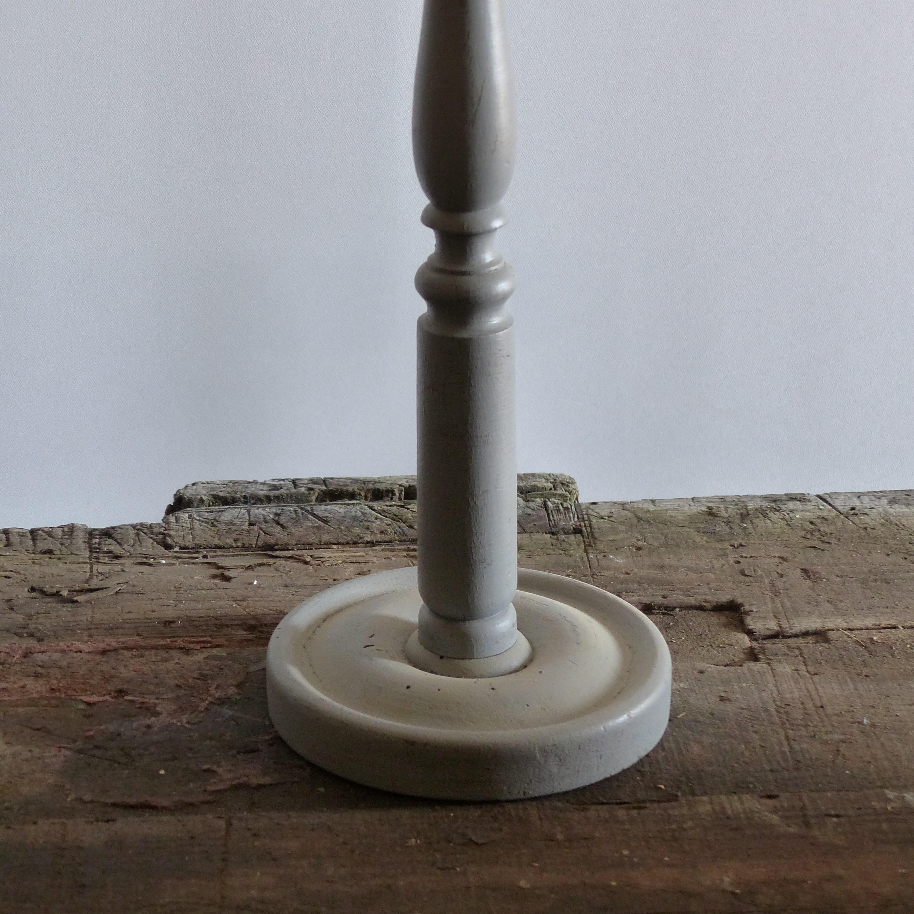 Tr s grand porte chapeau ancien en bois patin gris lignedebrocante brocant - Porte chapeau ancien ...