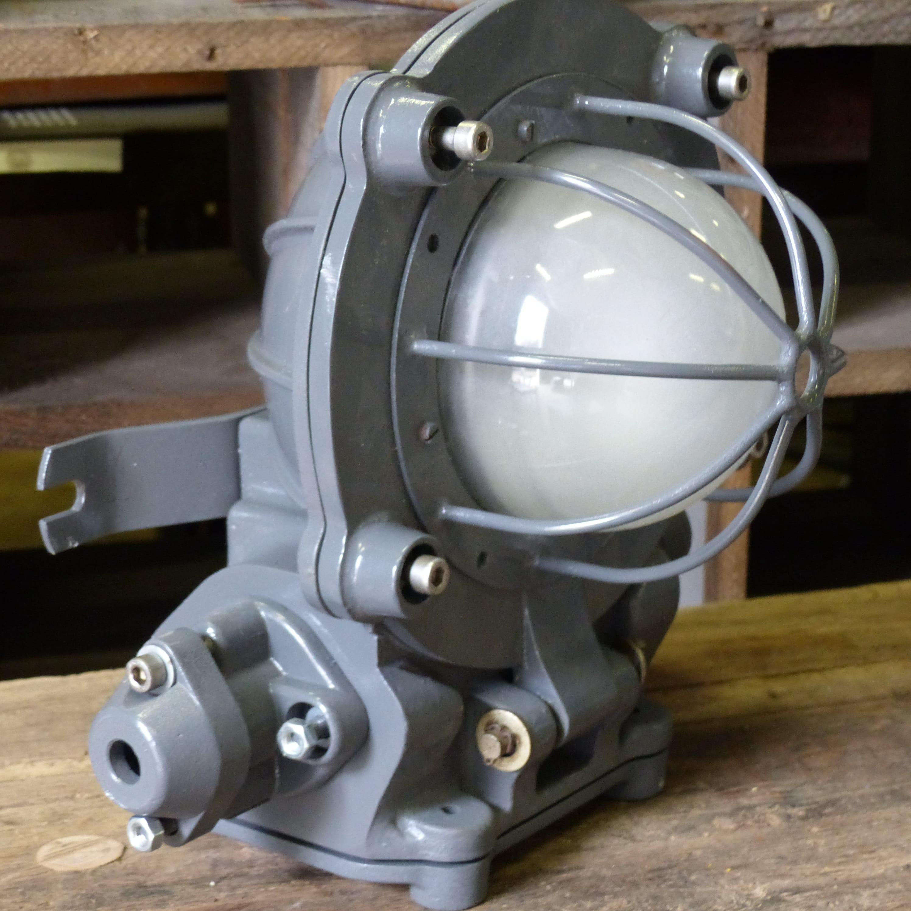 lampe industrielle gal