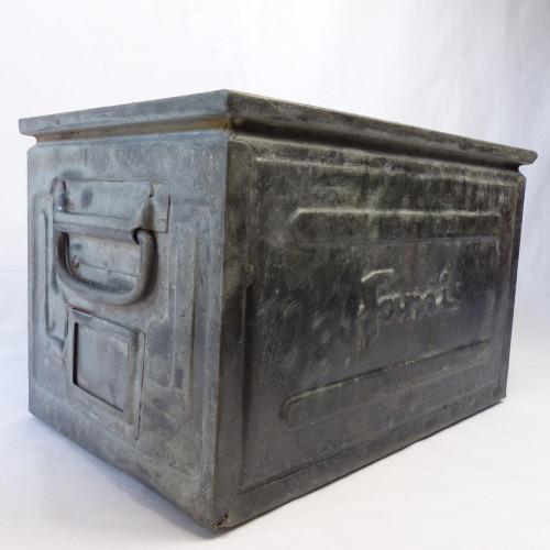 Caisse d'atelier en métal - FAMI
