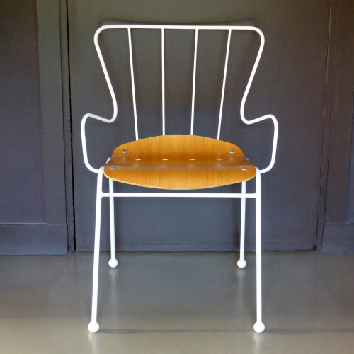 Chaise « Antelope » d'Ernest Race