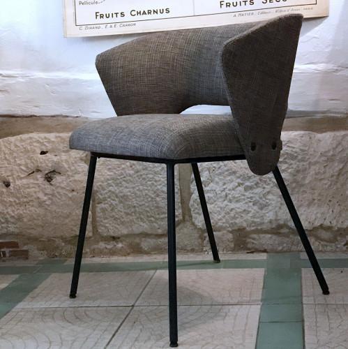 Paire de fauteuils Michel Ducaroy