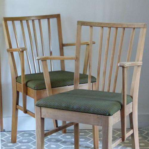 Paire de fauteuils VANSON
