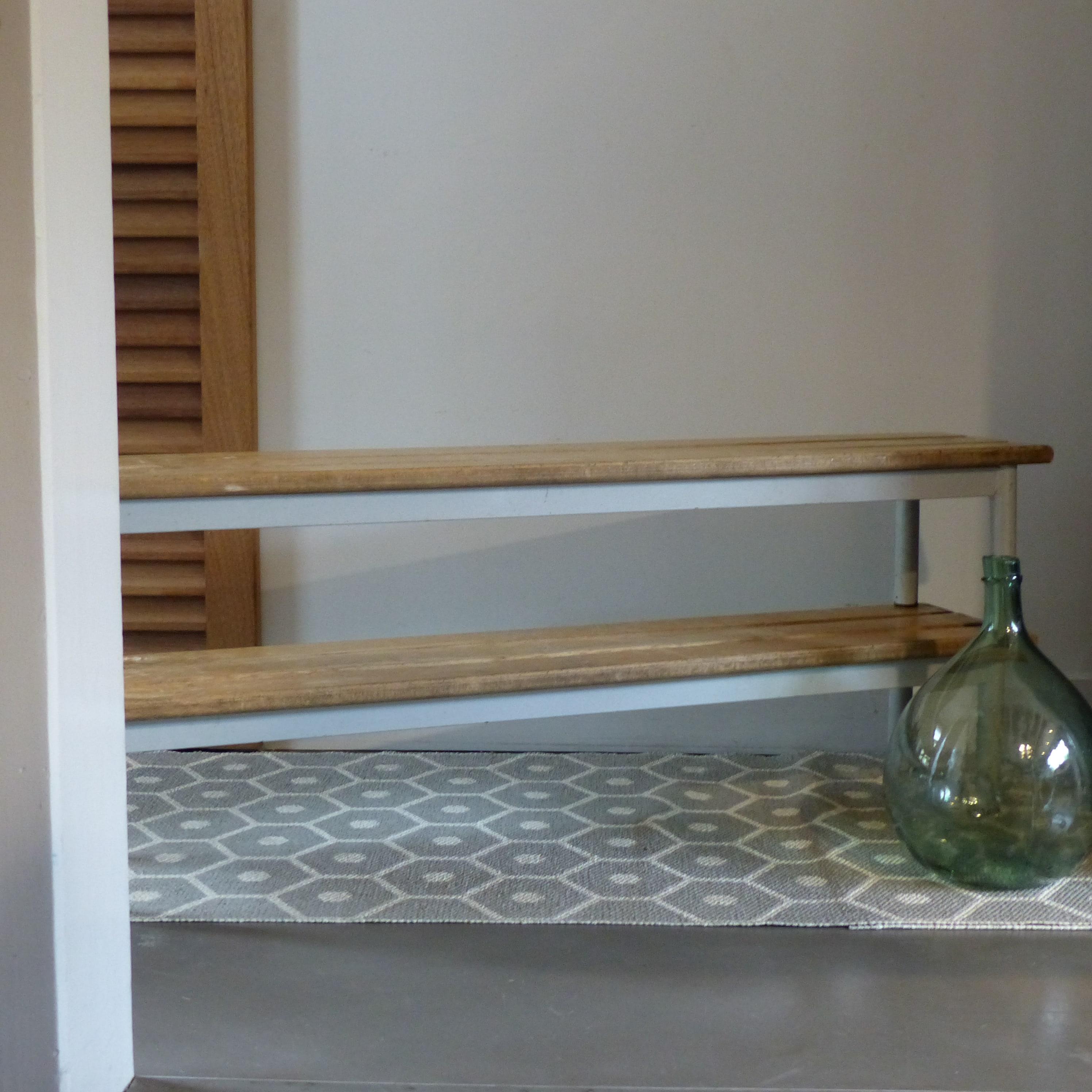 petit banc d 39 colier lignedebrocante brocante en ligne chine pour vous meubles vintage et. Black Bedroom Furniture Sets. Home Design Ideas