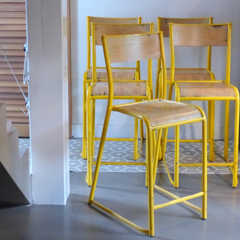 chaise haute d 39 atelier 3 dispo lignedebrocante brocante en ligne chine pour vous meubles. Black Bedroom Furniture Sets. Home Design Ideas