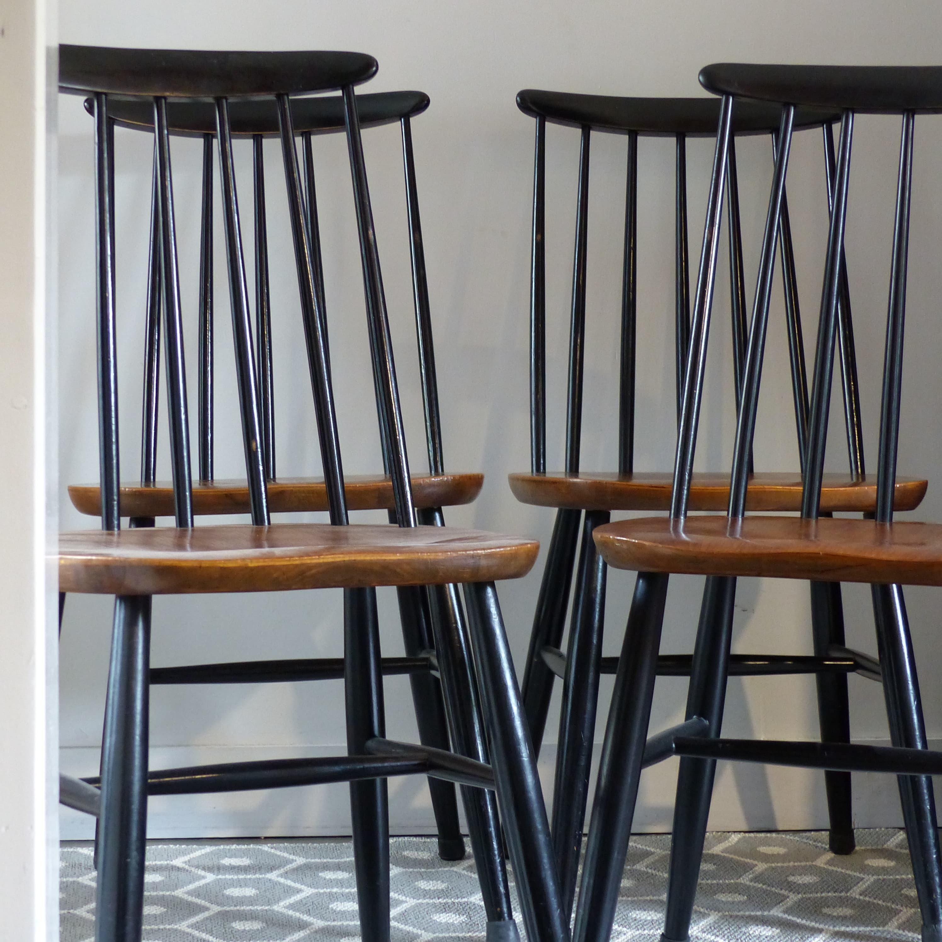 chaises scandinaves lignedebrocante brocante en ligne chine pour vous meubles vintage et. Black Bedroom Furniture Sets. Home Design Ideas