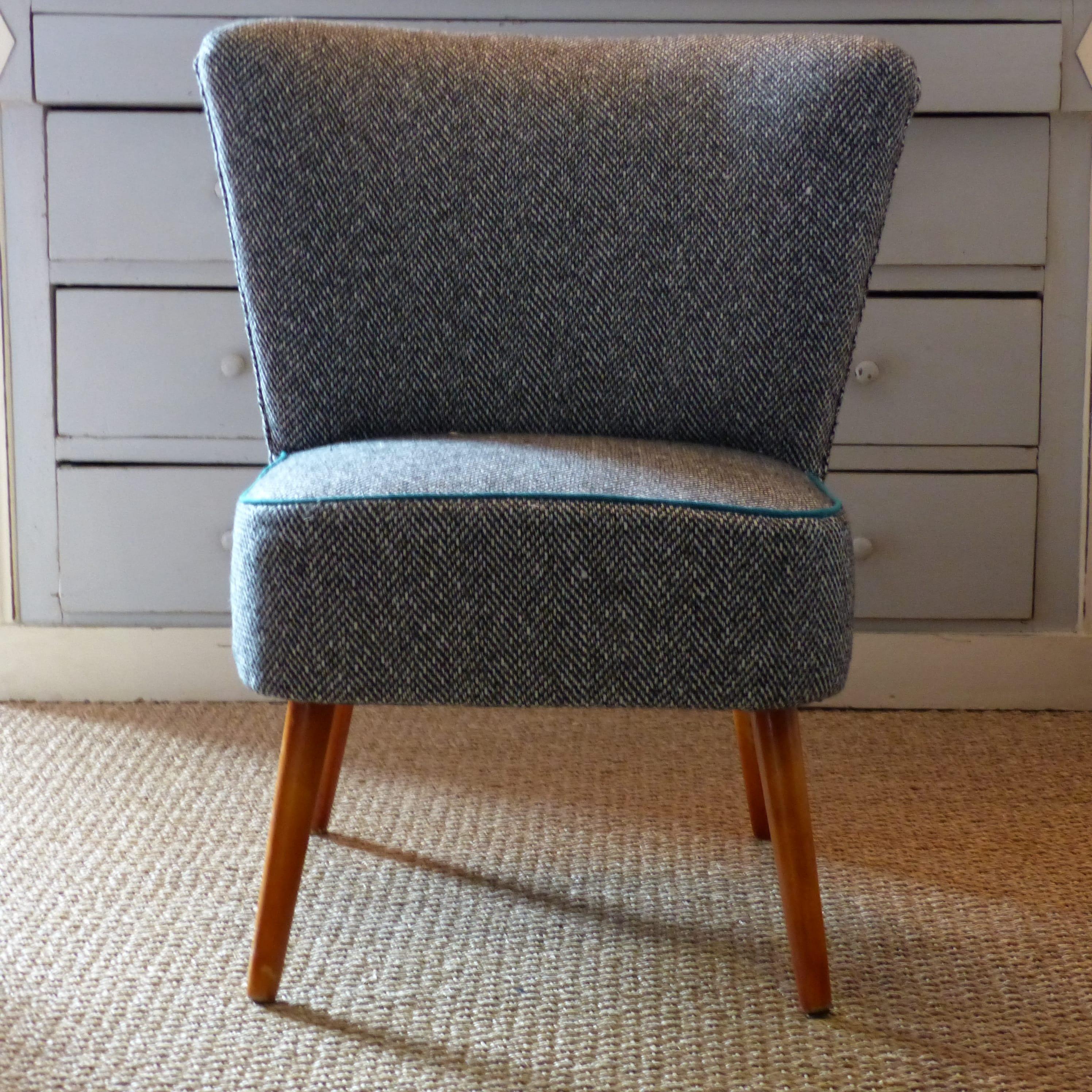 fauteuil cocktail des ann es 50 lignedebrocante brocante en ligne chine pour vous meubles. Black Bedroom Furniture Sets. Home Design Ideas