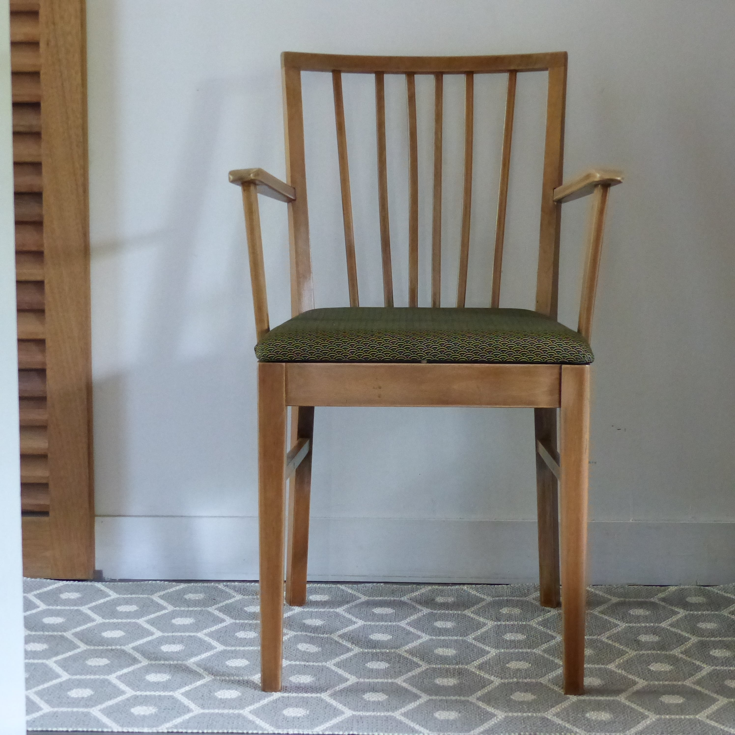 28 Chaise Anglaise Ercol 171 Windsor