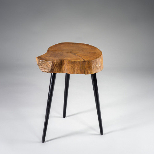 Table d'appoint tripode