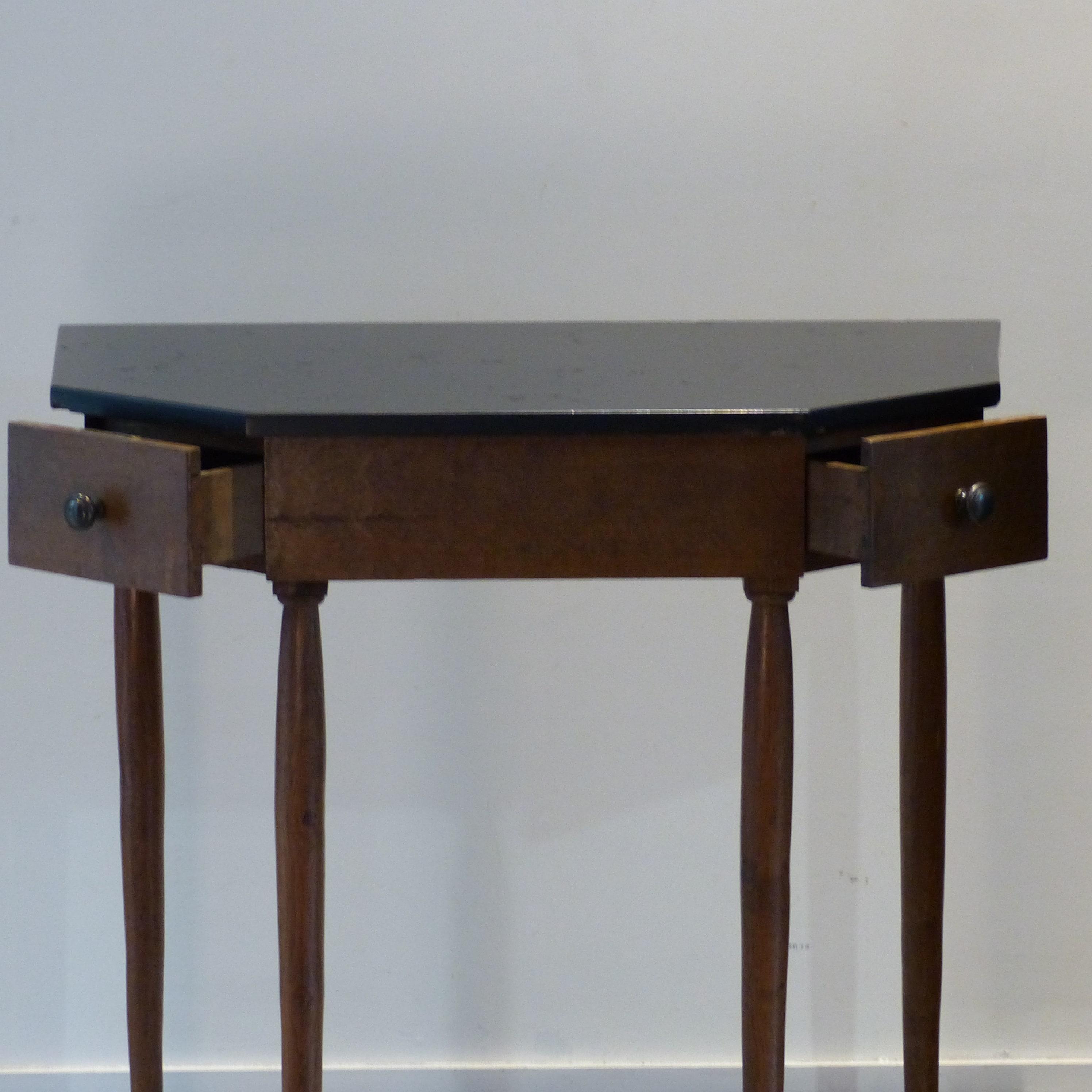 petite console de m tier lignedebrocante brocante en ligne chine pour vous meubles vintage. Black Bedroom Furniture Sets. Home Design Ideas